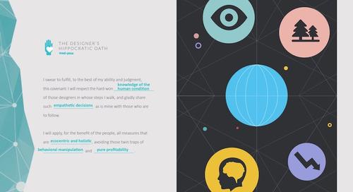 Designing Ethics: Shifting Ethical Understanding In Design