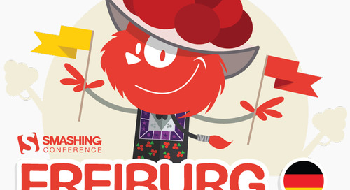 On Failures And Successes: Meet SmashingConf Freiburg 2018