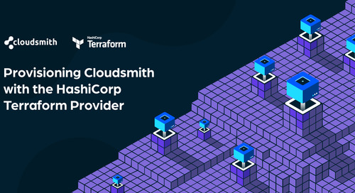 Introducing the Cloudsmith Terraform Provider