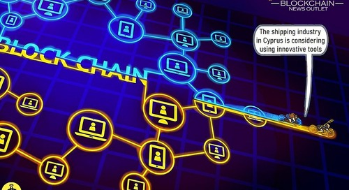 Cyprus Shipping Industry To Use Blockchain to Reduce Bureaucracy & Time-Wasting - Coin Idol
