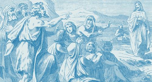 Digging Deeper into Scripture: John 1