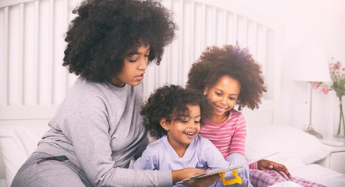 The Importance of Bedtime Stories