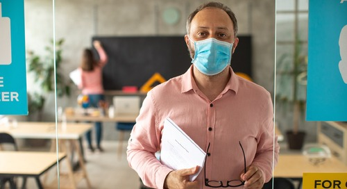 Anxiety and the Pandemic: How Teachers and Administrators Can Cope as School Reopens