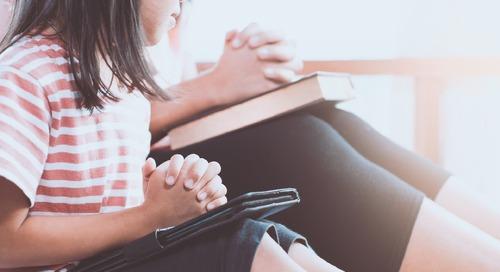 Teaching Kids How to Make Faith-Based Resolutions