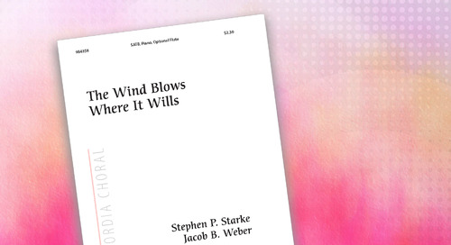 Music of the Month: The Wind Blows Where It Wills