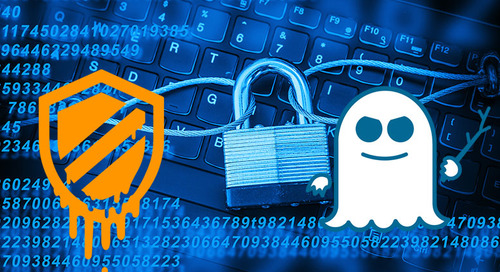 The Meltdown and Spectre Vulnerabilities: Get the Lowdown