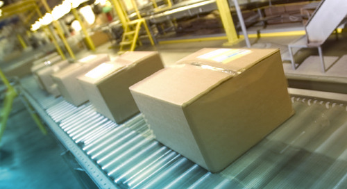 Streamlining Production in Our Distribution Center