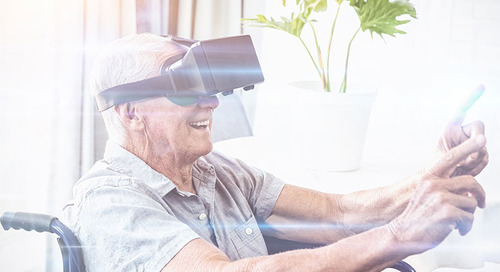 It's Not Just for Entertainment—Virtual Reality Is a Viable Health Treatment Option