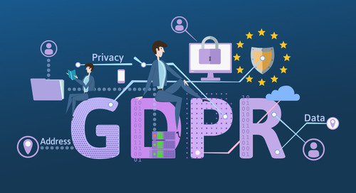 Align Your Security Infrastructure with GDPR