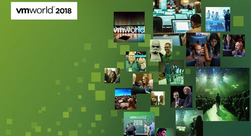 VMworld 2018 Recap—More than Just App Updates