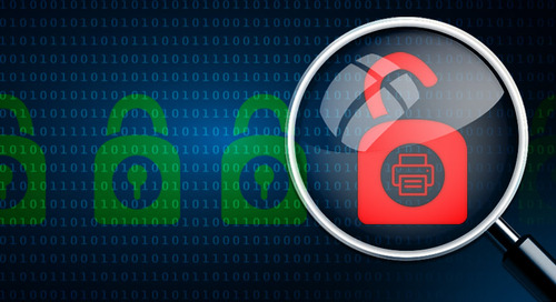 Are Printers Your Security Weak Spot?