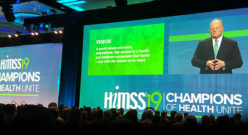 HIMSS19: Striving to Transform Health and Healthcare