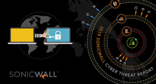 2019 SonicWall Cyber Threat Report: Unmasking Threats that Target Enterprises, Governments, and SMBs