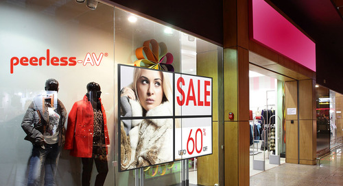 The 5 R's of Retail Digital Signage