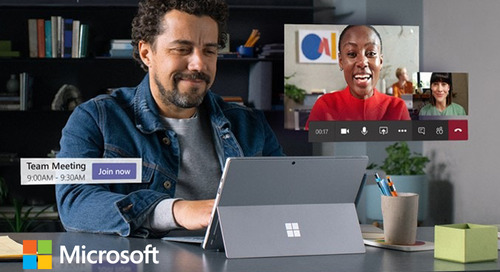 Microsoft's Response to COVID-19 and Free Microsoft Teams Trial Offer through Connection CSP