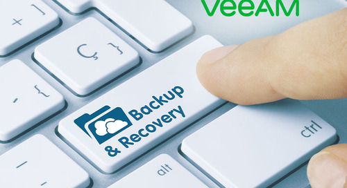 Gain More Control Over Your Data—Back Up and Recover Your Microsoft Office 365 Data with Veeam