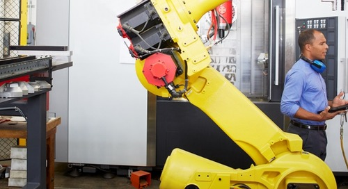 Manufacturing transformed: Microsoft Dynamics 365