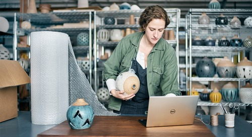 Digital transformation in retail via third-party integration
