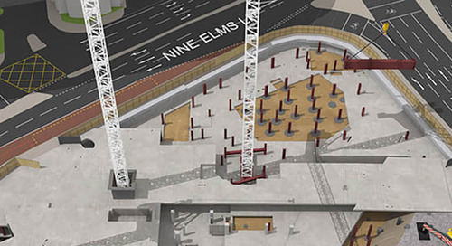 Solve Structural Tackles 5,000 Ton Rebar Challenge Using Tekla & Trimble Connect