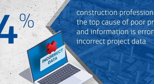 The High Stakes of Disconnected Construction Cost Data