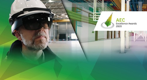 [Blog] Innovating Through Immense Challenges: Celebrating the 2020 AEC Excellence Awards Finalists