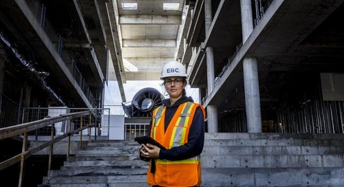 EBC Reduces Project Risk with Streamlined Asset Tracking