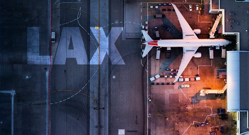 LAX Construction Takes Off to Serve More Than 88 Million Passengers