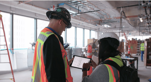 Construction Technology Helps MAREK Get Accurate Information to the Field in Real-Time