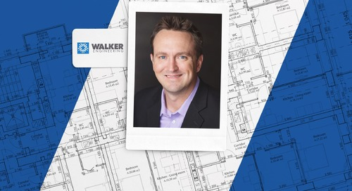 Behind the Build: Interview with Justin Davis, Executive Vice President of Preconstruction, Estimating, and Business Development, Walker Eng
