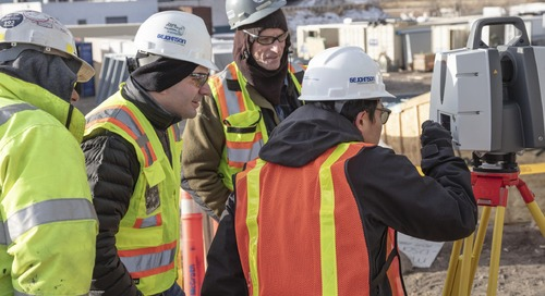 Laser Scanning in Construction: Everything You Need to Know