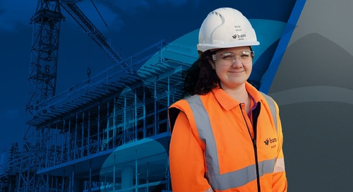 Behind the Build: Interview with Emily Wood, Engineering Manager, BAM Ritchies
