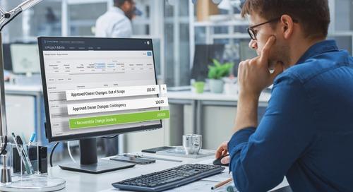 New BIM 360 Feature Provides Critical Customization in Cost Management