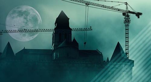 "10 of the Most Haunted Jobsites (and Other Scary ""Storeys"" in Construction)"