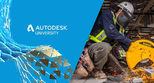 Top Autodesk University Sessions for Specialty Contractors
