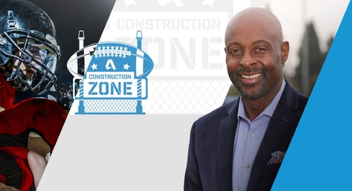 Learn What It Takes to Be Construction's G.O.A.T: A Virtual Event with Jerry Rice