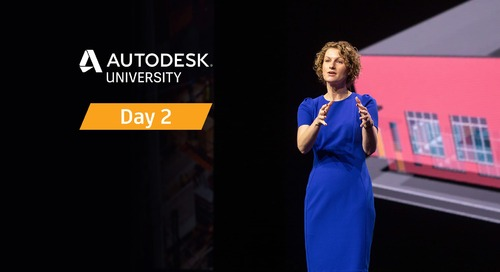 Autodesk University Day 2: Can't-Miss Construction Highlights