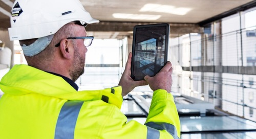 Digital Technologies are Key to Supporting the UK Government's National Infrastructure Strategy