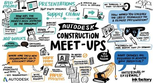 5 Key Takeaways From Autodesk Construction Meetups