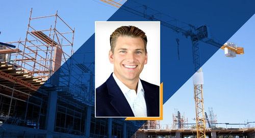 2020 Hero: Geoffrey Bean, Virtual Construction Coordinator, W.M. Jordan Company