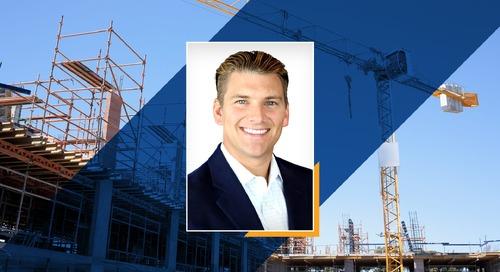 2020 Hero: Geoffrey Bean, Virtual Construction Coordinator, W.M. Jordan Company