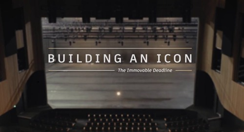No Room for the Unknown: The Remarkable Story Behind Building the Sydney Coliseum Theatre