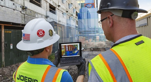 The Power of Augmented Reality (AR) in Construction