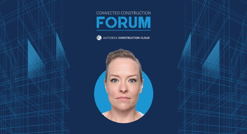 Microsoft Is Reimagining Construction: Join a Fireside Chat with Executive, Salla Eckhardt