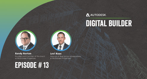 [Podcast] Digital Builder: How Owners Are Driving Sustainable Construction