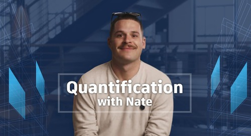 Streamline Takeoffs: Attend a Master Class in Quantification