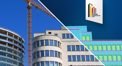 Celebrating Innovation in Construction at the Belgian Awards