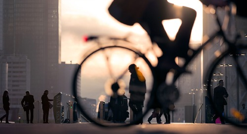 Tête de la Course: How Digital Construction Can Grow Europe's Cycling Infrastructure