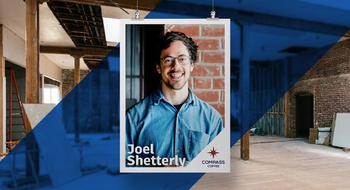 Behind the Build: Interview with Joel Shetterly, Head of Design, Compass Coffee