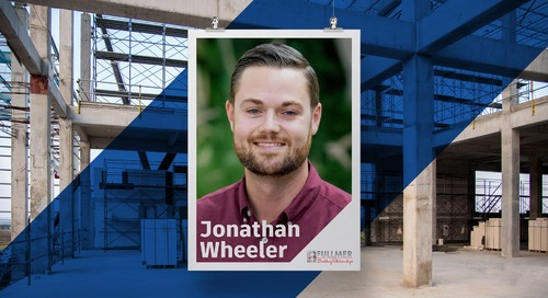 Behind the Build: Interview with Jonathan Wheeler, Project Manager, Fullmer Construction