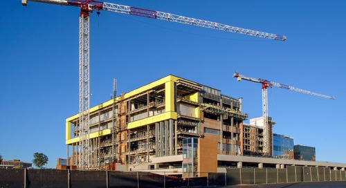 The Construction Industry's Role in Delivering the UK's Health Infrastructure Plan